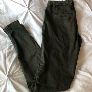 Zara high waisted skinny pants